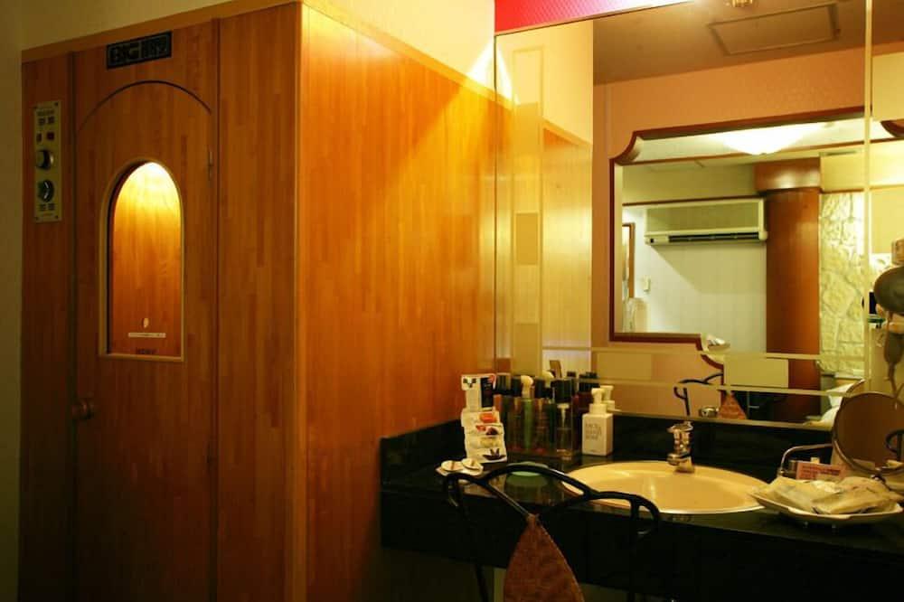 基本客房, 1 張特大雙人床 - 浴室