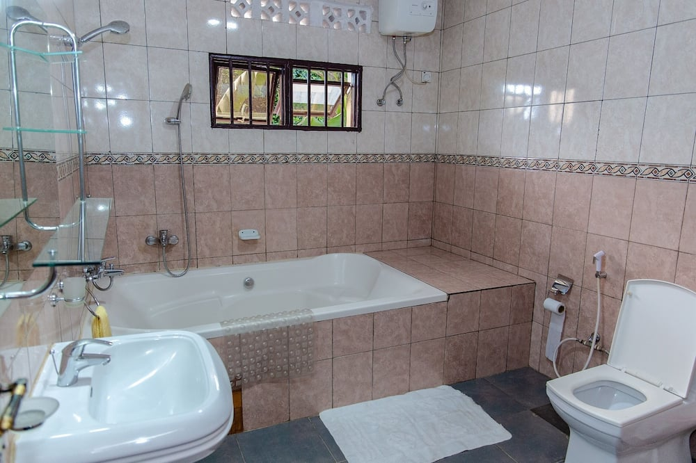 Camera doppia, bagno privato - Bagno