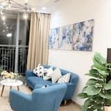 奢華公寓, 1 間臥室 - 客廳