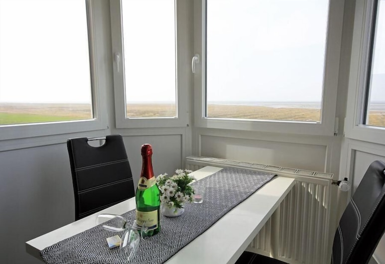 Ferienwohnung 6 im Haus Robbenplate mit Panorama-meerblick, Cuxhaven
