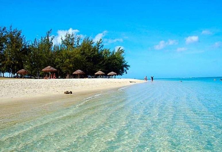 Fortuna Beach, Flic-en-Flac, Pláž