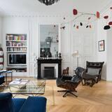 Apartamentai (3 Bedrooms) - Svetainė