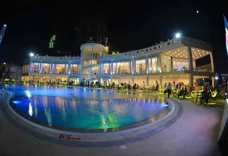 골든 주얼 알렉산드리아, Alexandria, 야외 수영장