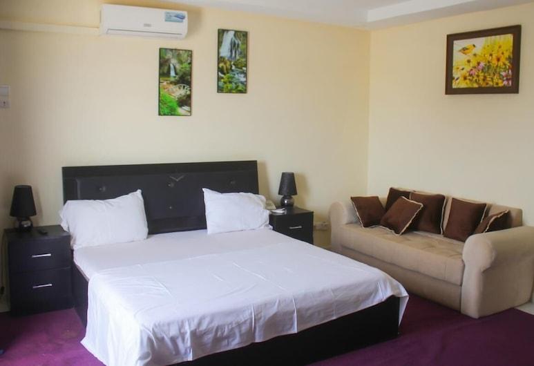 Andalucia Hotel, Nouakchott, Pokój dwuosobowy typu Executive, Pokój