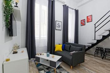 Gambar Le Repaire de la Joliette - Appartement di Marseille