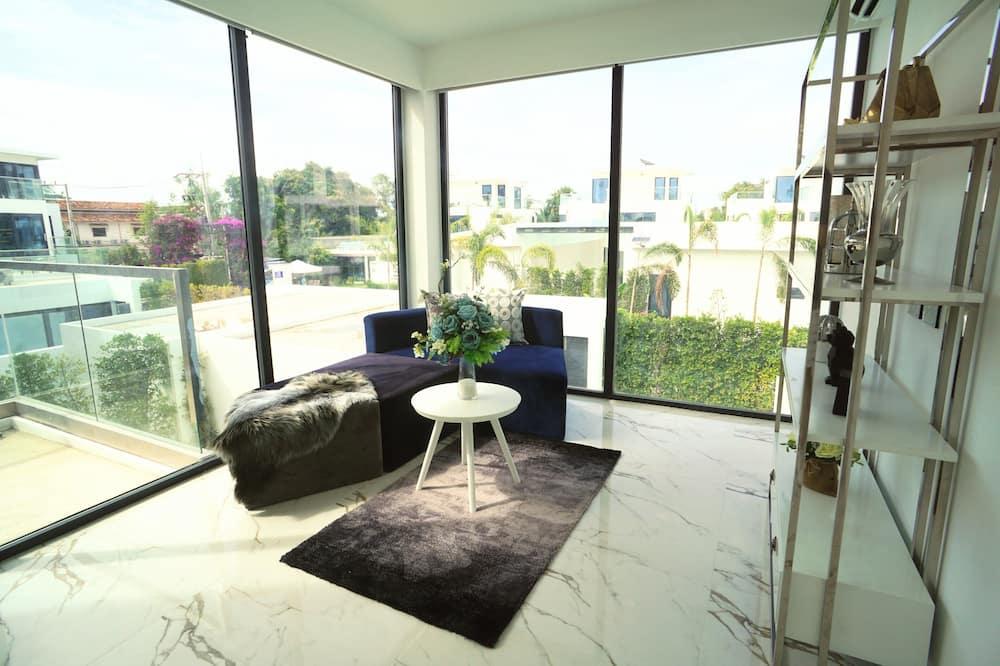 Willa Classic, 3 sypialnie - Powierzchnia mieszkalna