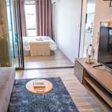 舒適公寓, 1 間臥室 - 客廳