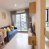 Comfort-Apartment, 1 Schlafzimmer - Wohnzimmer
