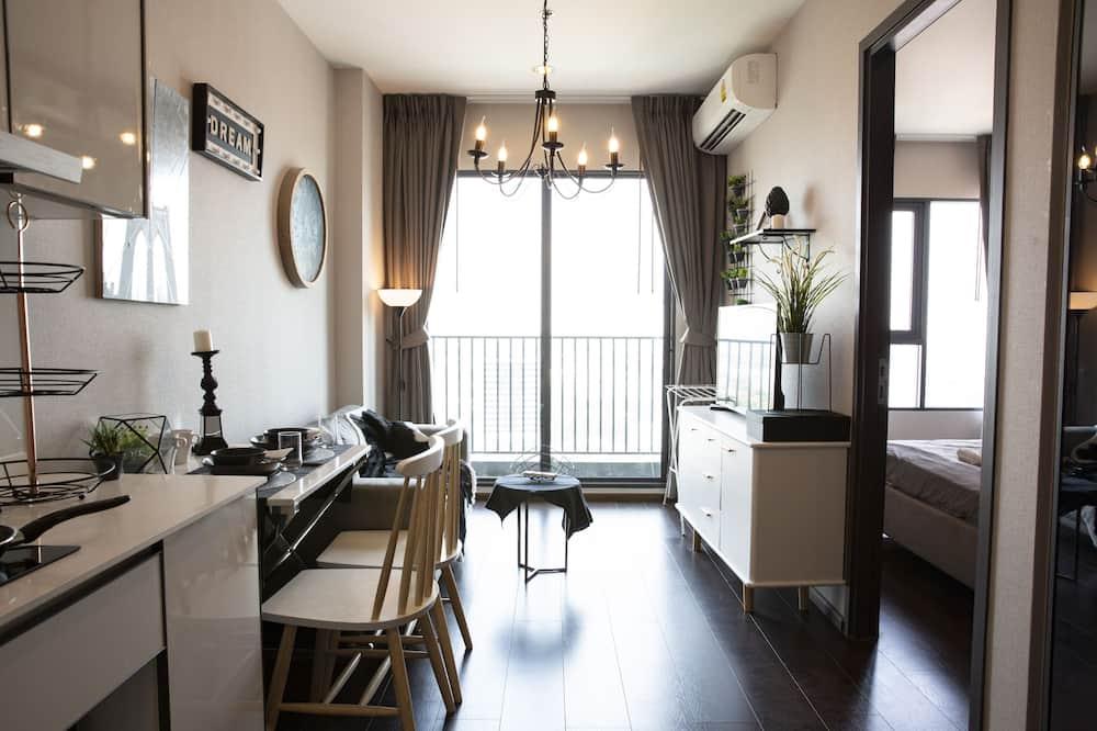 Apartamentai su patogumais, 1 miegamasis - Pagrindinė nuotrauka