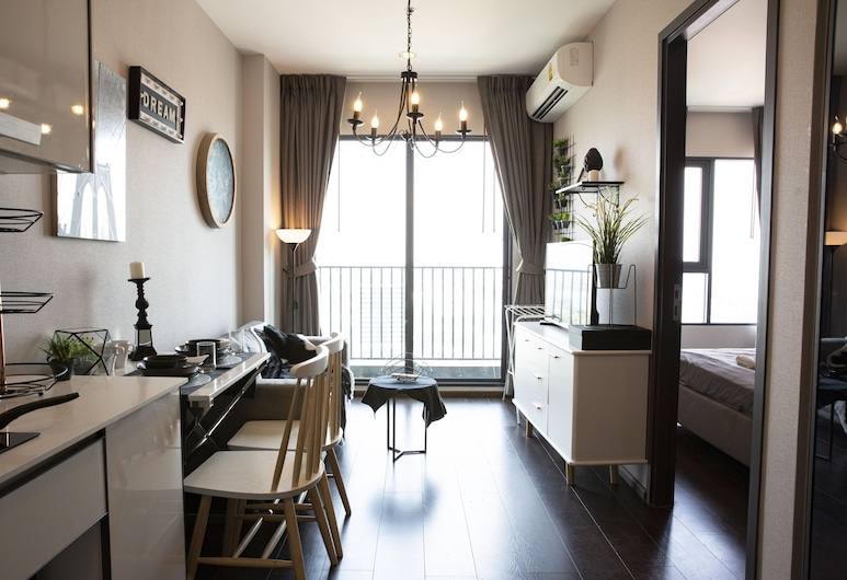 New High-End Community Apartment (bkbhce49), Bankokas