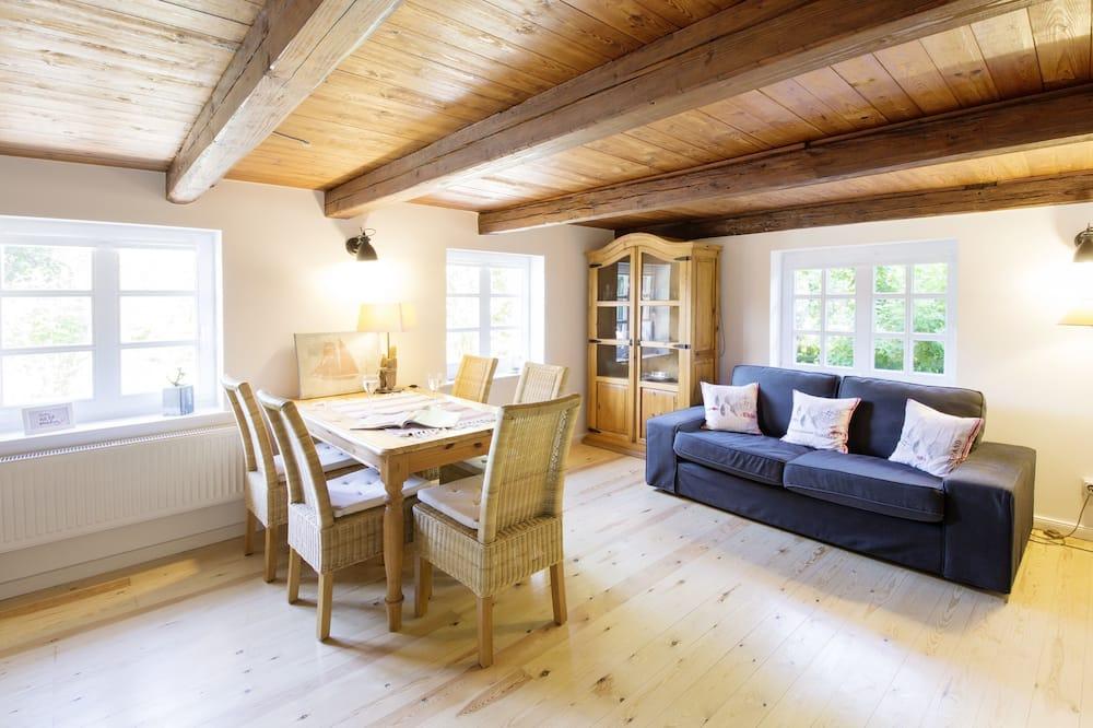 Ferienwohnung Kuhstall - Living Area