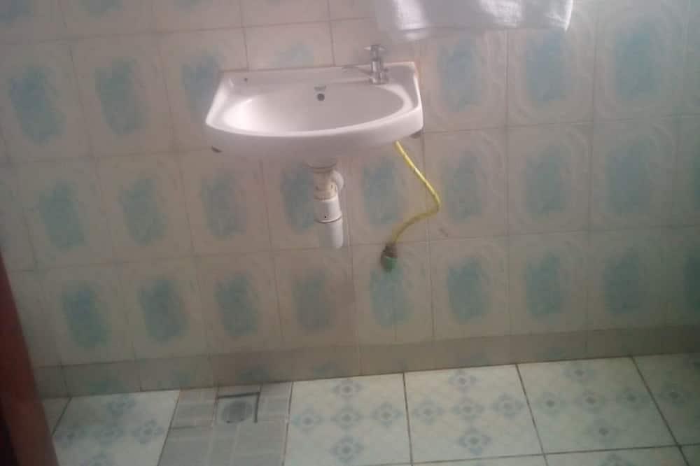 غرفة ديلوكس - حوض الحمام