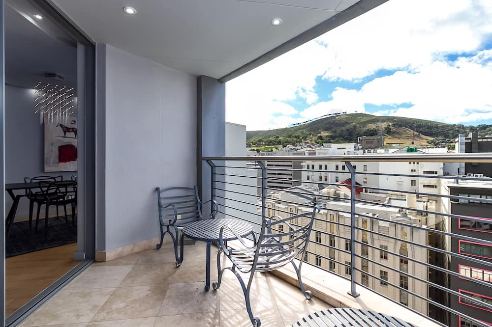 Elite-Apartment - Balkon
