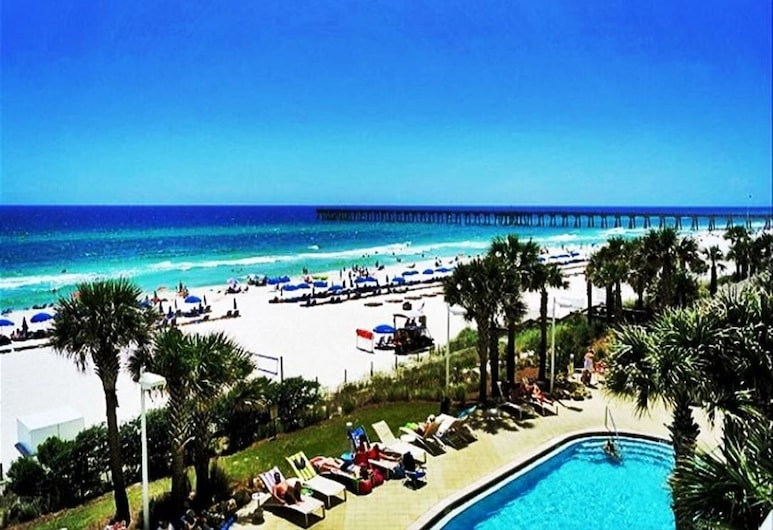 Calypso 1401e 150821, Panama City Beach, Piscine