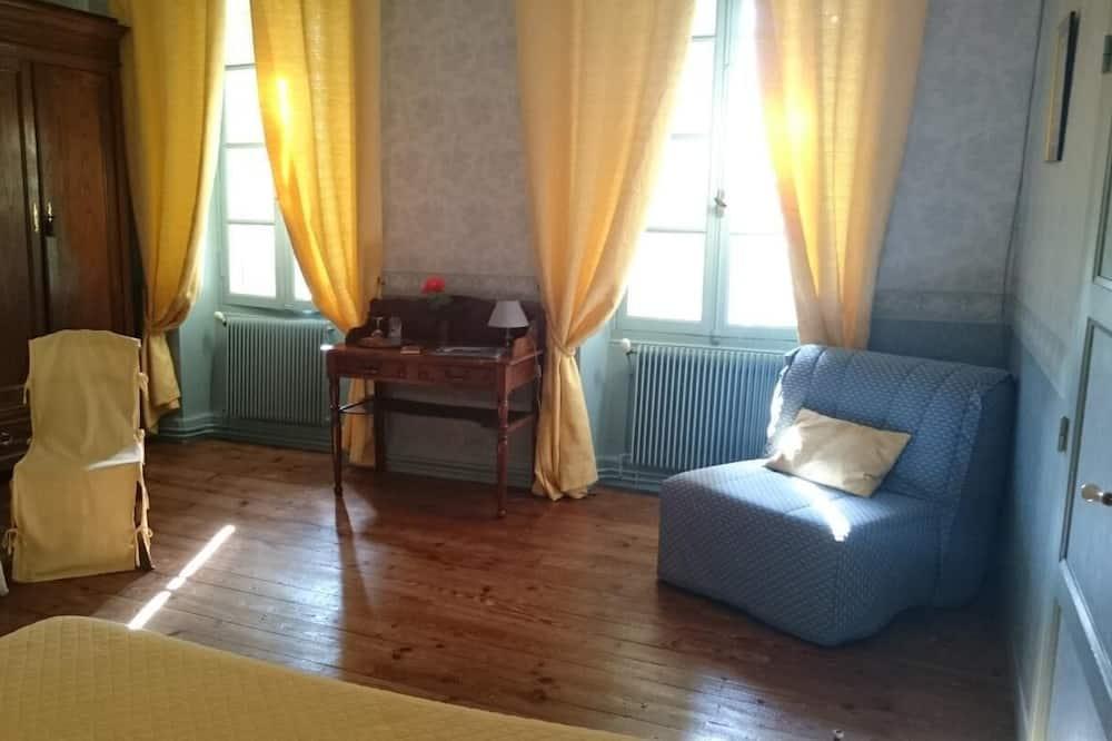 Trojlôžková izba (Jehan) - Obývačka
