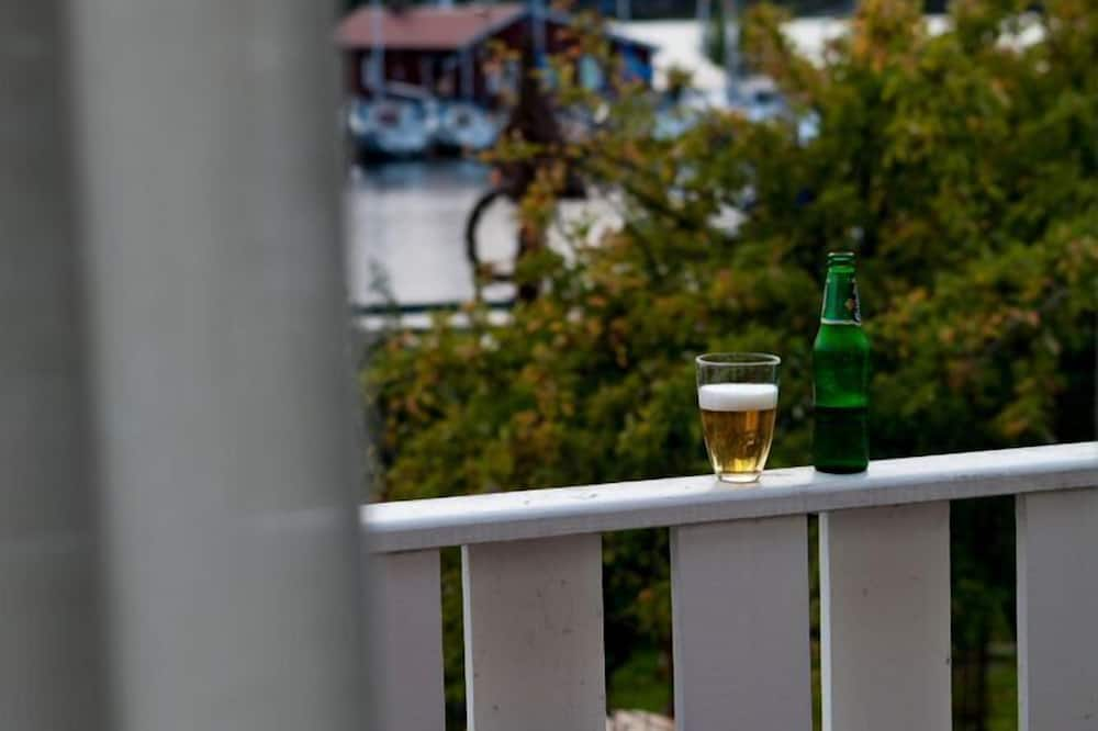 Kamar Double Superior, pemandangan danau - Balkon