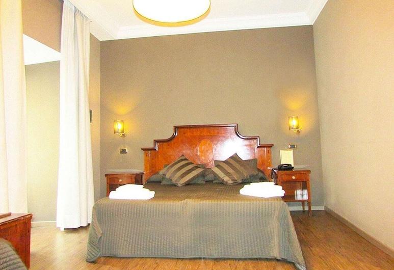 Vatican Top Accommodation, Ρώμη, Classic Δίκλινο Δωμάτιο (Double ή Twin), Δωμάτιο επισκεπτών