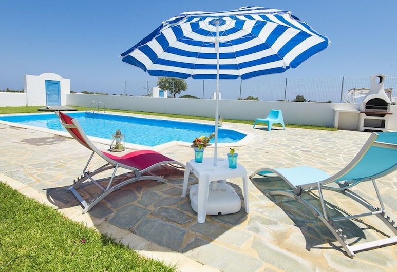 White House Villas, Rhodes, Villa, 2 Bedrooms, Private Pool (1), Kolam renang persendirian