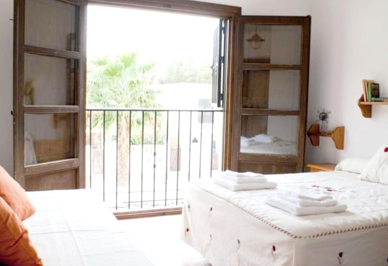 House With 3 Bedrooms in Níjar, With Shared Pool and Terrace - 600 m From the Beach, Nijar, House, Garden View, Room