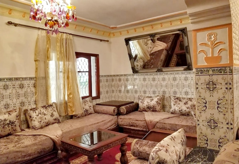 Apartment With 2 Bedrooms in Tanger, With Furnished Garden, Tangier