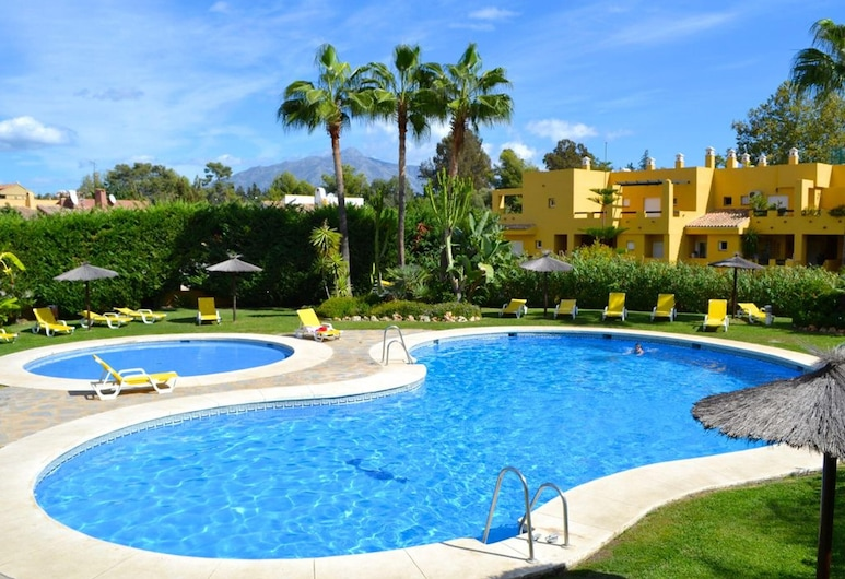 Apartment With 2 Bedrooms in San Pedro Alcántara - Marbella, With Shared Pool, Enclosed Garden and Wifi, Marbelja