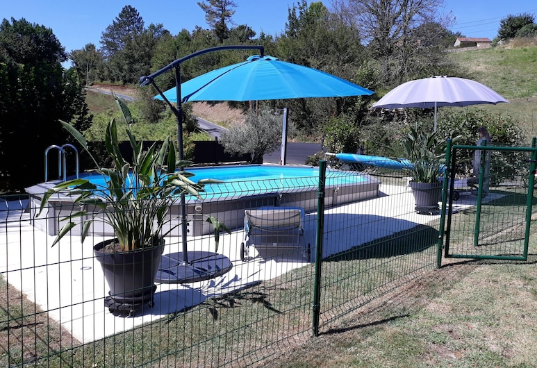 House With one Bedroom in Coux-et-bigaroque-mouzens, With Private Pool, Furnished Garden and Wifi, Coux-et-Bigaroque-Mouzens, Pool
