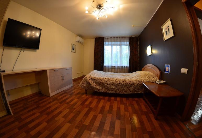 Furnished rooms on Russkaya 87, Vladivostok, Deluxe-huoneisto, 1 makuuhuone, Keittiö, Huone