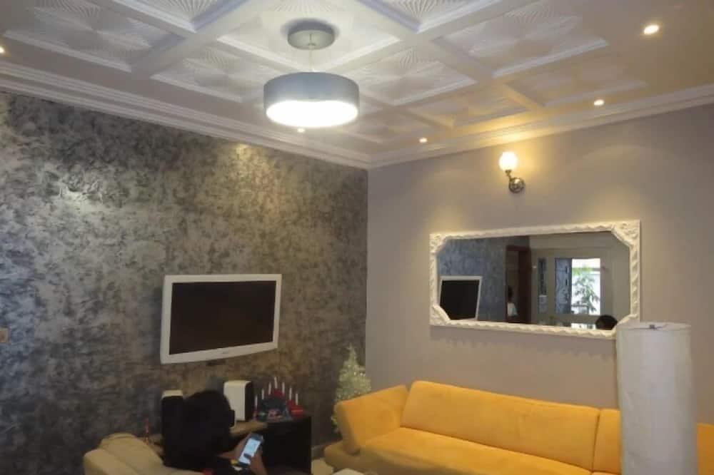 Basic Apart Daire - Oturma Odası