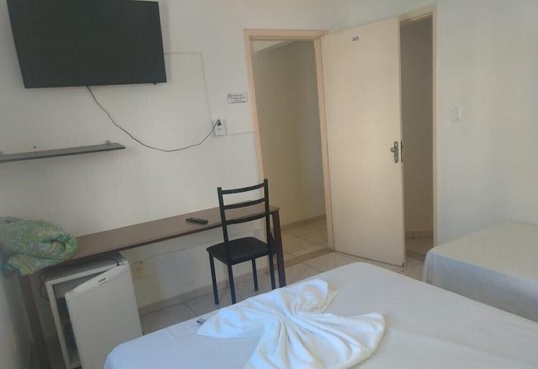 Hotel Mirian, Patos de Minas, Triple Room (Frigobar), Guest Room