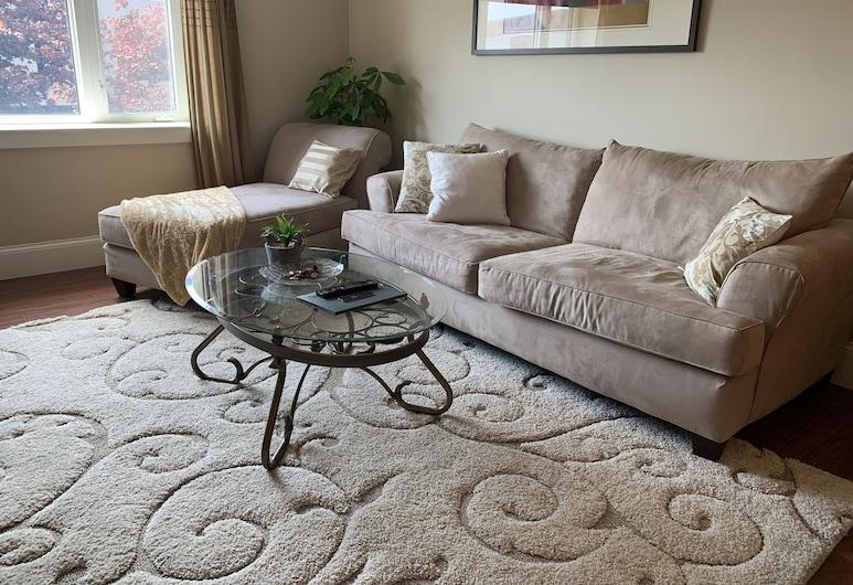 Legacy Suites, Sudbury, Premium-suite, Opholdsområde