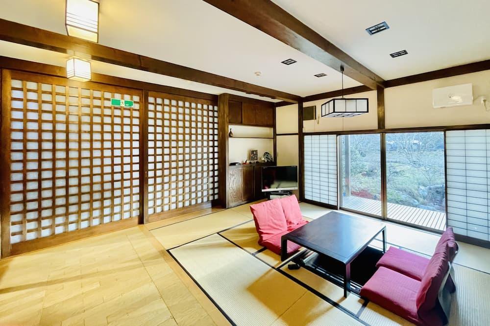 Talo, 3 makuuhuonetta (Private Vacation Home) - Oleskelualue