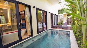 A(z) Amara Villas Umalas Bali hotel fényképe itt: Kerobokan
