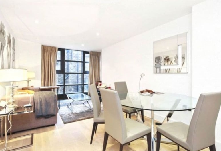 Stunning 1-bed Apartment in London, לונדון