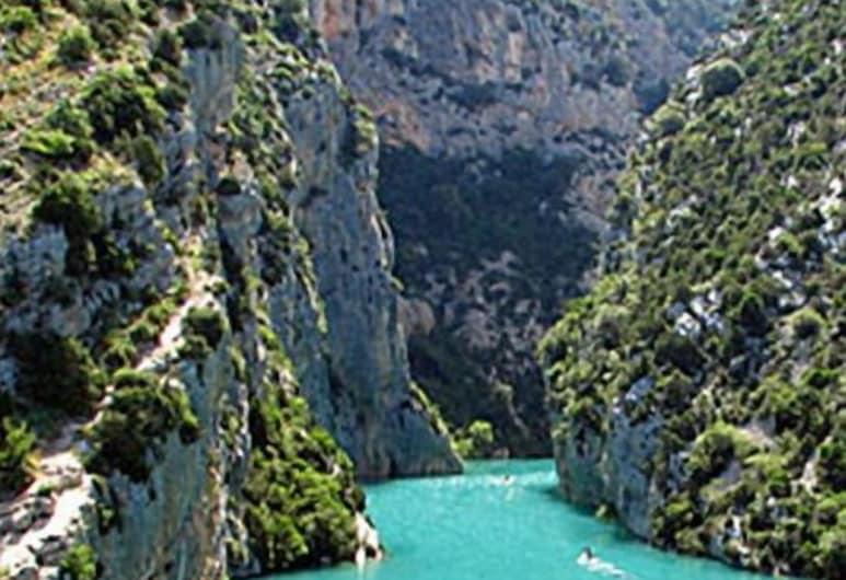La Bastide des Cades, Aiguines, Ecotours