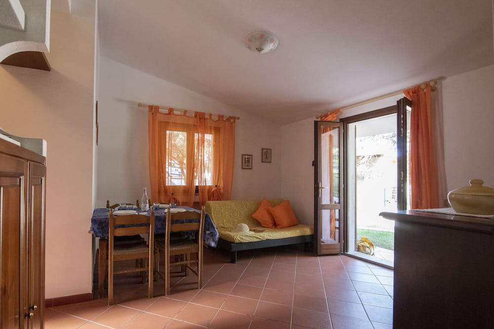 شقة مريحة - غرفتا نوم (Tridente) - منطقة المعيشة
