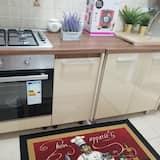 Apartament typu Comfort - Wspólna kuchnia