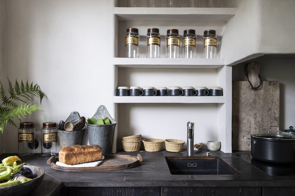 スーペリア ルーム - 共用キッチン設備