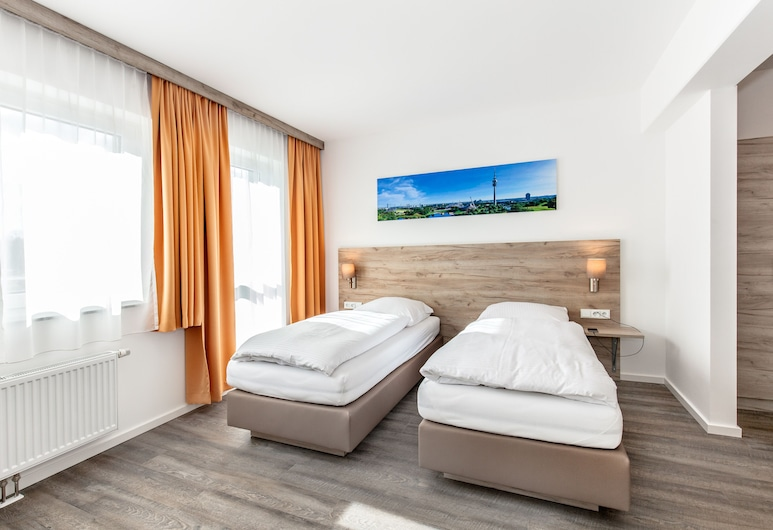 Aparthotel Oberfeld West, Straßlach-Dingharting, Apartment, Room