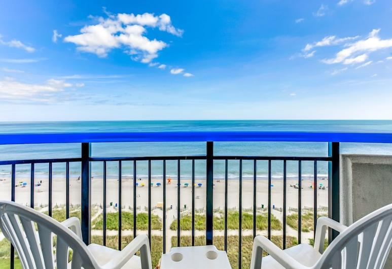 Spectacular Oceanfront Condo by Hosteeva, Myrtle Beach, Luxury Condo, Multiple Beds, Ocean View, Balcony