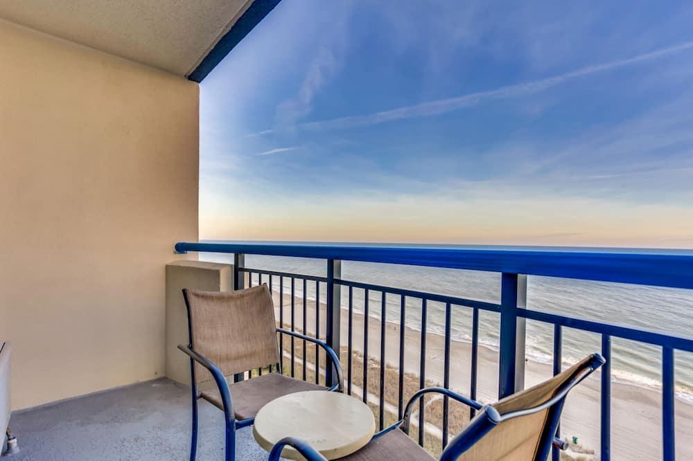 Signature Διαμέρισμα (Condo), 1 Υπνοδωμάτιο, Θέα στη Θάλασσα - Μπαλκόνι