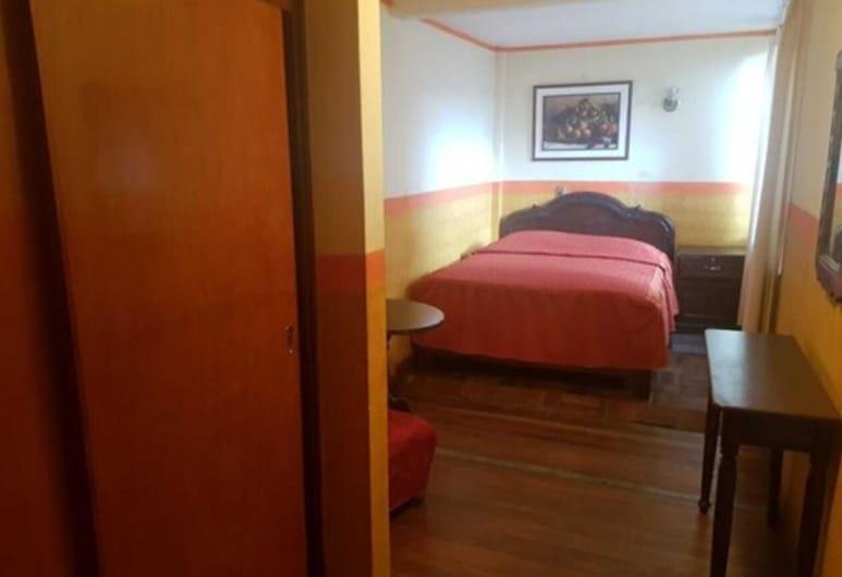 Hostal Toscana, La Paz, Doppel- oder Zweibettzimmer, Gemeinschaftsbad, Zimmer