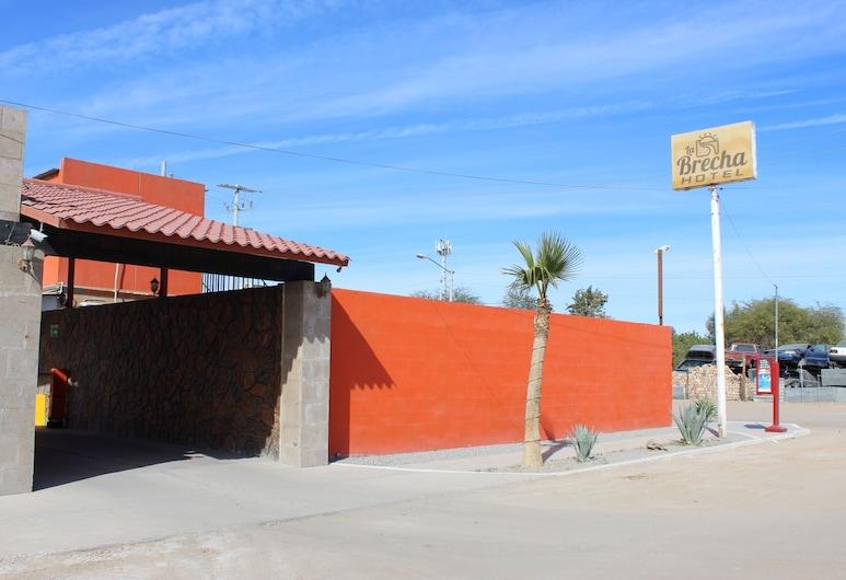 Hotel La Brecha, San Luis Rio Colorado