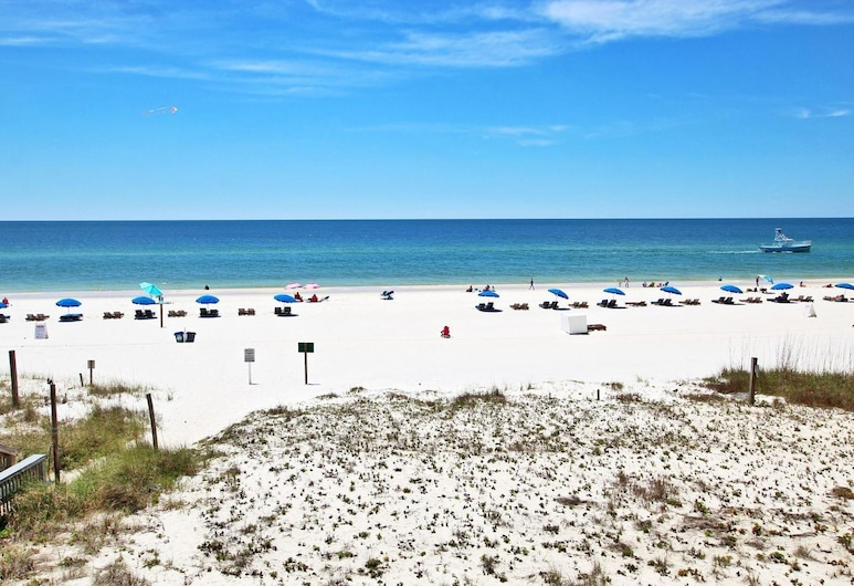 Island Shores by Youngs Suncoast, Gulf Shores, Leilighet, 2 soverom, Strand