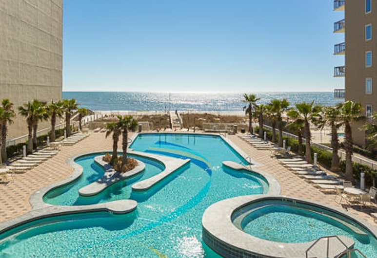 Crystal Tower 601 by Youngs Suncoast, Gulf Shores, Condo, 2 Bedrooms, Pool