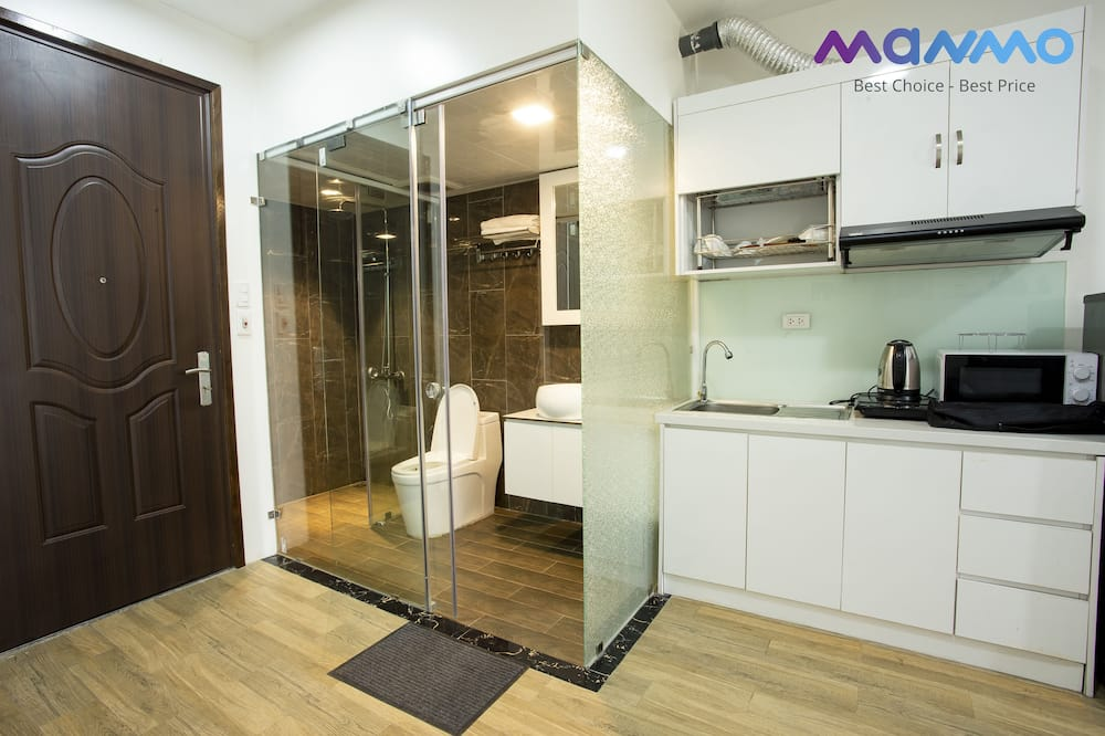 City-Studio - Badezimmer