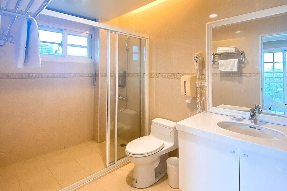 Chambre Double Familiale - Salle de bain
