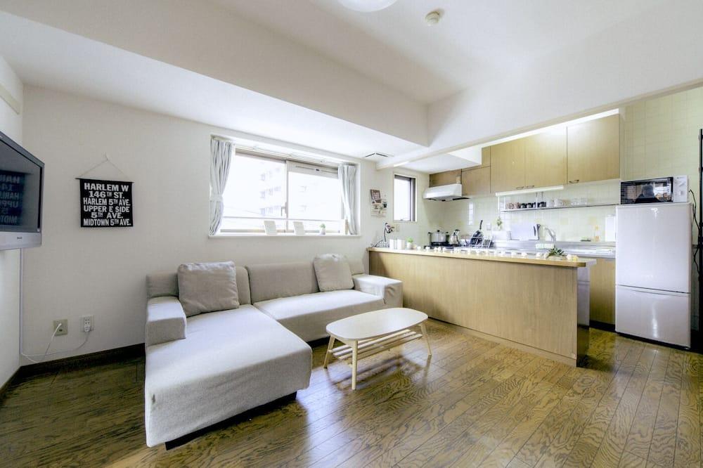 Nestle Tokyo Deluxe House - Living Area