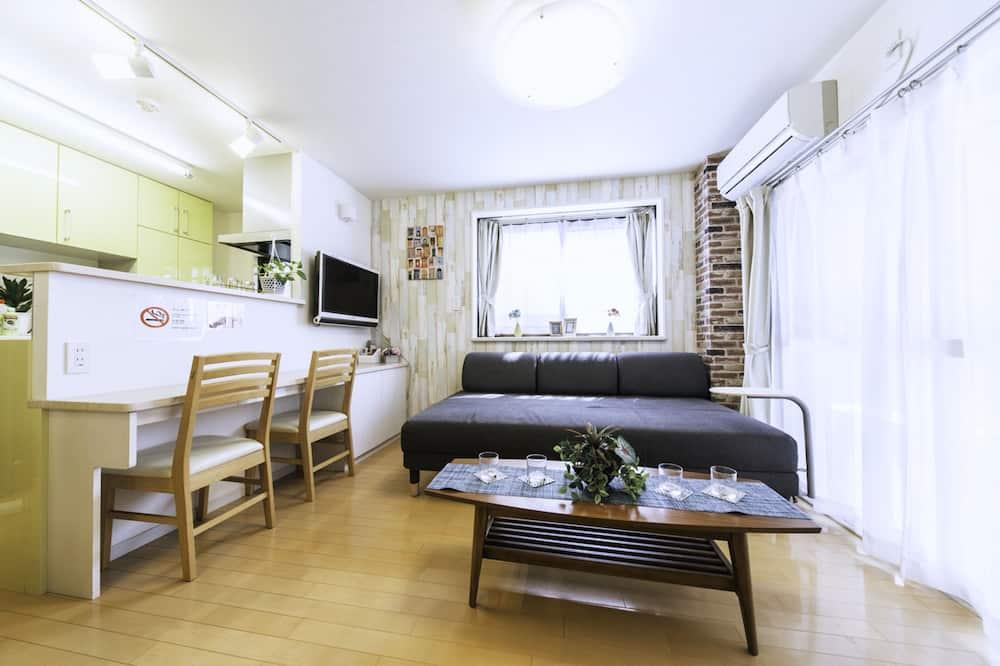 Nestle Tokyo Luxury Otsuka - Living Area