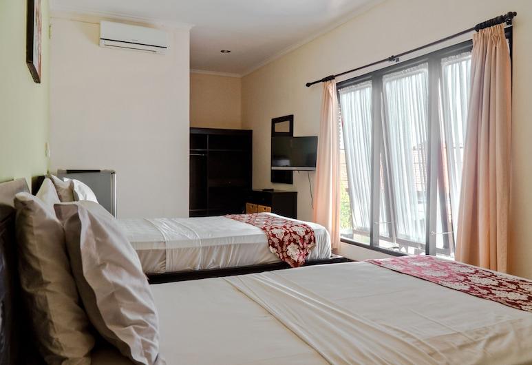 The Sicla, Denpasara, Paaugstināta komforta divvietīgs numurs, Viesu numurs