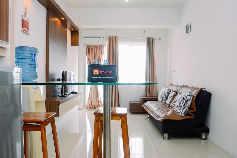 Habitación - Servicio de comidas en la habitación